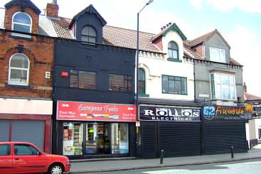 Polski sklep w Middlesbrough